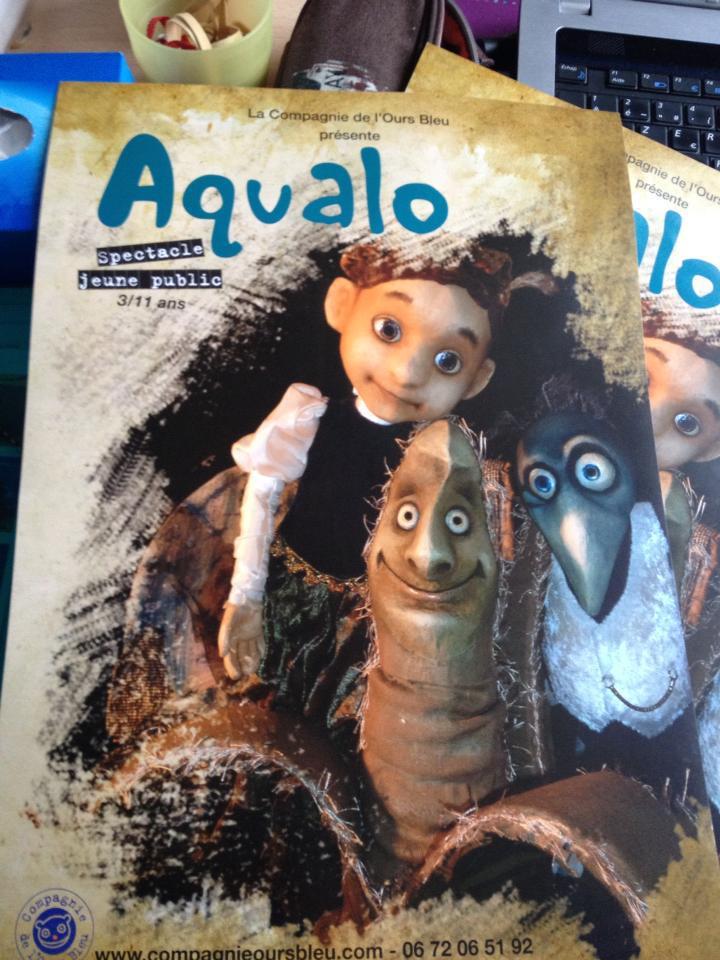 Aqualo, spectacle de l'école