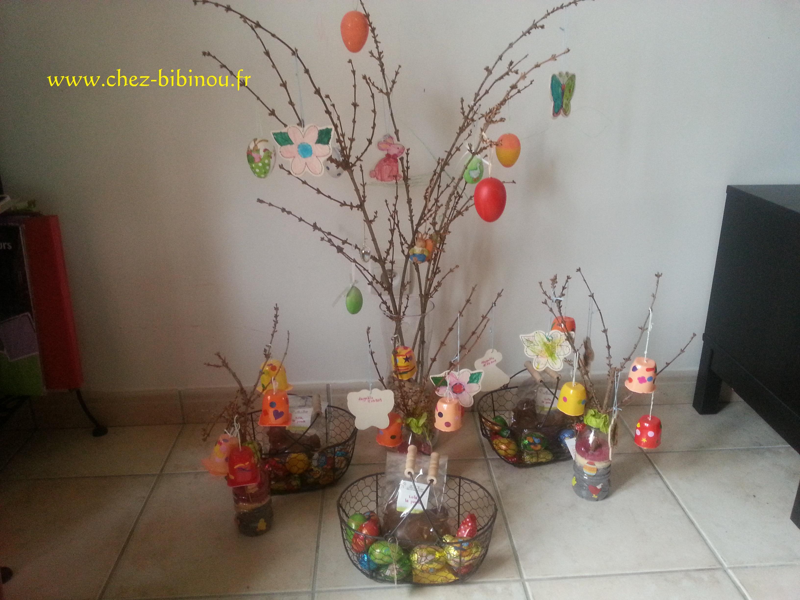 Arbre de Pâques 2013
