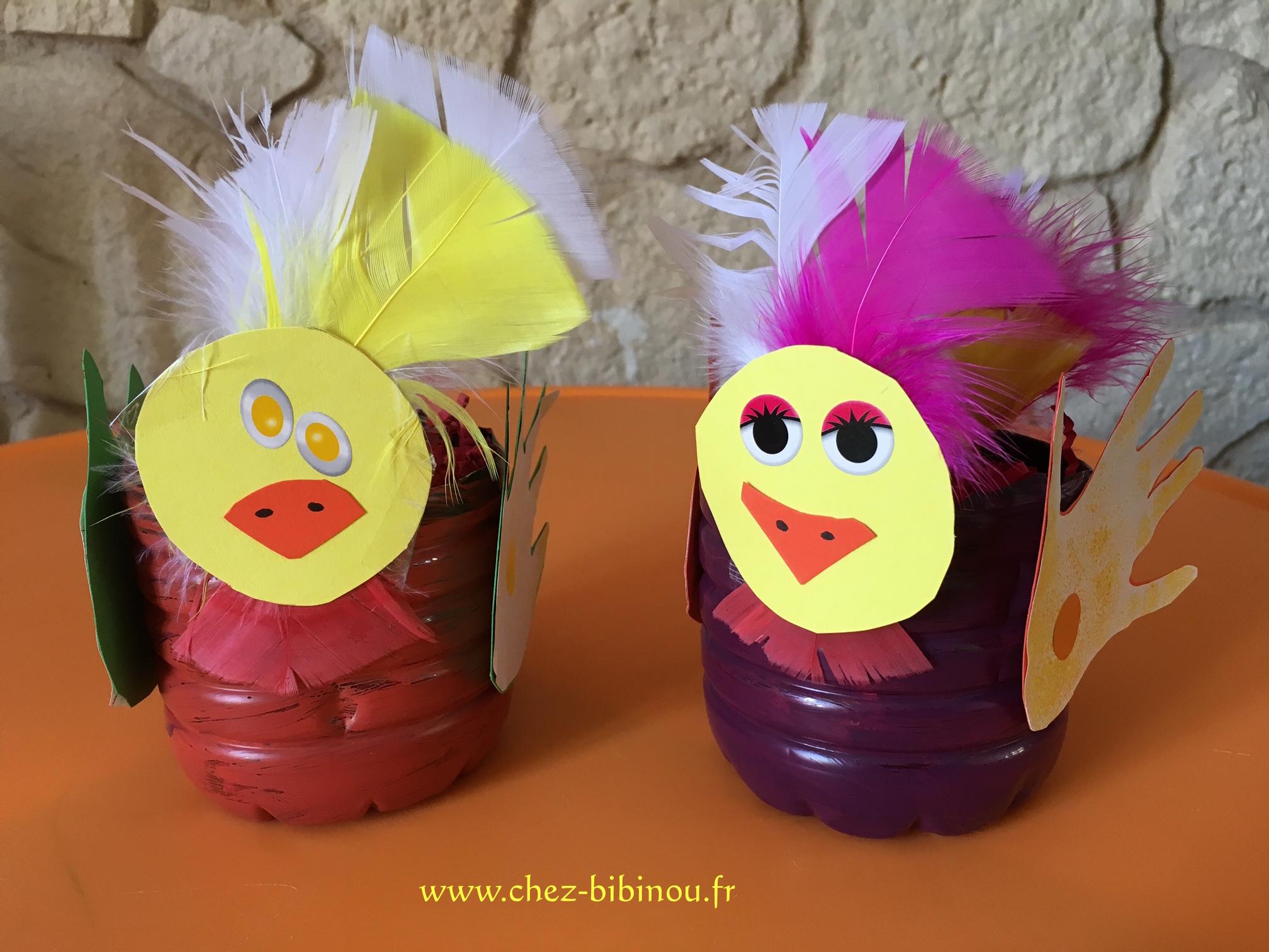 Les petites poules