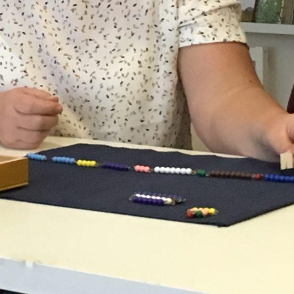 Montessori, octobre 2017