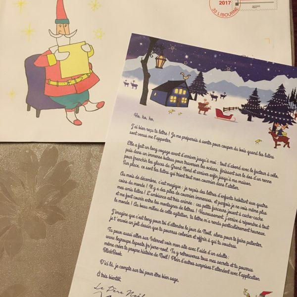 Courrier du Père Noël