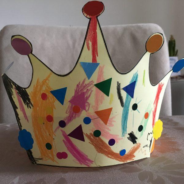 Diadème de reine
