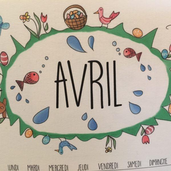 Les brèves d'Avril